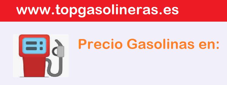 Gasolineras en  topares