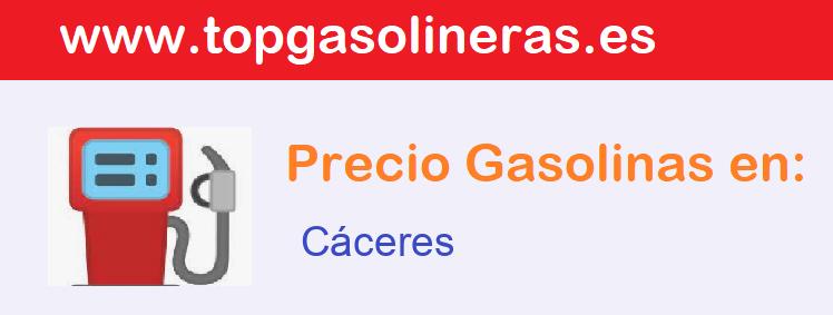 Cambio de    Cáceres