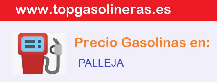 Gasolineras en  palleja
