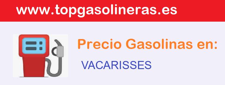 Gasolineras en  vacarisses