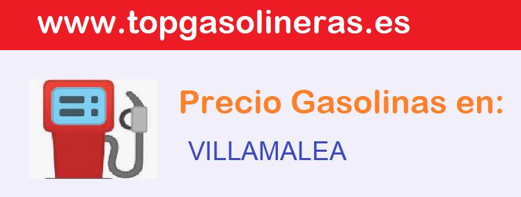 Gasolineras en  villamalea